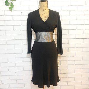 Nine West 9 Hot Black Evening dress size 10